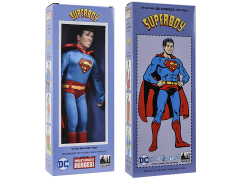 "DC World's Greatest Heroes Superboy Mego Style Boxed 8"" Figure"