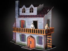 ReAction Haunted House Figure Playset SDCC 2015 Exclusive