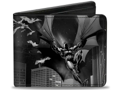 DC Comics Batman (Beauty of Flight) Bi-Fold Wallet
