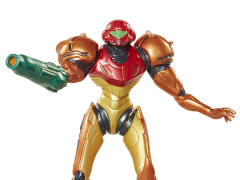"World of Nintendo 2.50"" Limited Articulation Figure - Samus"