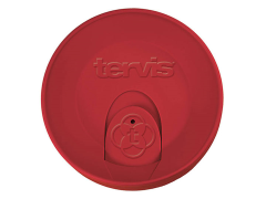 Travel Lid for 16 oz Tumbler (Red)