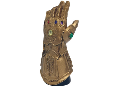 Avengers: Infinity War Infinity Gauntlet Desk Monument PX Previews Exclusive