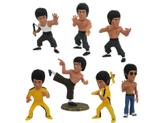 Bruce Lee D-Formz Box of 12 Figures