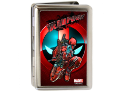 Marvel Deadpool (Shooting) Metal ID Wallet