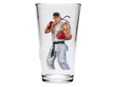 Street Fighter II Ryu Pint Glass
