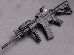 M4 Carbine Rifle (B) 1/6 Scale Weapon Set