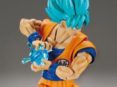 Dragon Ball Super Figure-rise Standard SSGSS Goku (Special Color Ver.) Model Kit