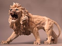 African Lion 1/6 Scale Replica (Light Brown)