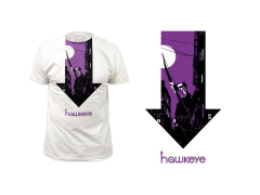 Marvel Hawkeye Arrow T-Shirt
