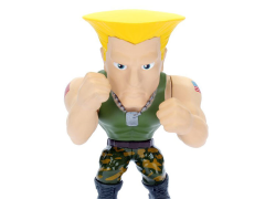 "Street Fighter Metals Die Cast 4"" Guile Figure"