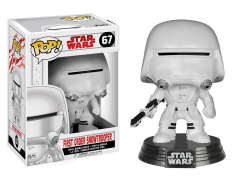 Pop! Star Wars: The Last Jedi - First Order Snowtrooper