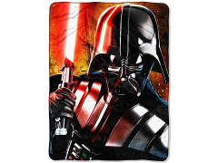 Star Wars Master of Evil HD Silk Touch Throw Blanket
