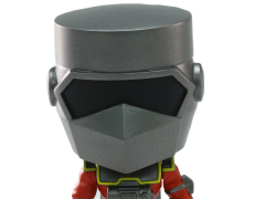 "G.I. Joe 4.50"" Barbecue Vinyl Figure"