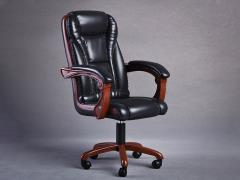 Boss Chair (Black) 1/6 Scale Accessory
