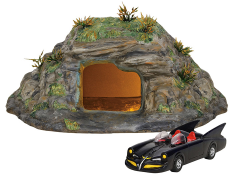 DC Comics Hot Properties Village The Batcave