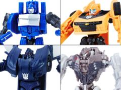 Transformers: The Last Knight Legion Wave 1 Set of 4