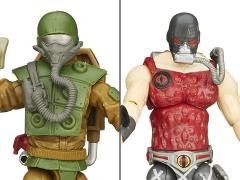 G.I. Joe 50th Anniversary Swamp Steam Versus Two Pack