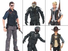 The Walking Dead TV Series 04 - Set of 5