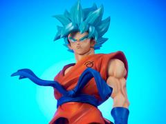 Dragon Ball Z Gigantic Series Super Saiyan God Super Saiyan Goku