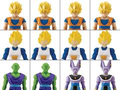 Dragon Ball Super Spin Battlers Case of 12 Training Packs