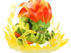 Street Fighter The New Challenger Blanka Figure (30th Anniversary)