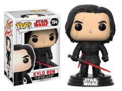 Pop! Star Wars: The Last Jedi - Kylo Ren