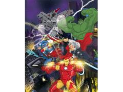 "Marvel Avengers ""Outfitted"" LED Canvas Art"