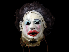 Texas Chain Saw Massacre (1974) Leatherface Pretty Woman Mask