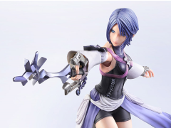 Kingdom Hearts Play Arts Kai Aqua (A fragmentary passage)