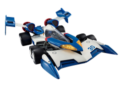 Future GPX Cyber Formula Variable Action Hi-Spec Cyber Formula Super Asurada 01
