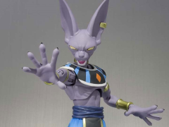 Dragon Ball Super S.H.Figuarts Beerus (Birus)