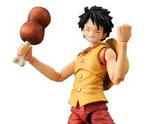 One Piece Variable Action Heroes Monkey D. Luffy (Past Blue Yellow Version)
