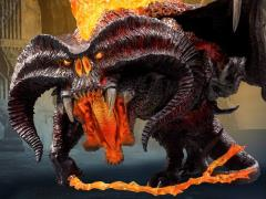 The Lord of the Rings Deform Real Balrog