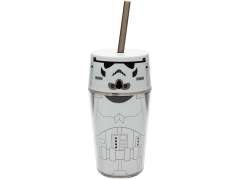 Star Wars 14 oz Insulated Tumbler with Straw - Classic Stormtrooper - USA ONLY