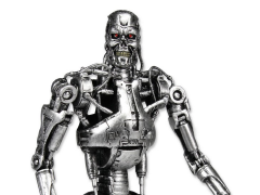 The Terminator T-800 Endoskeleton Figure
