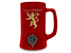 Game of Thrones House Lannister Mug With Spinning Emblem