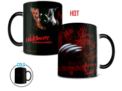 A Nightmare On Elm Street Freddy Morphing Mug