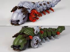 Zoids Highend Master Model Molga & Molga (With Canory Unit) 1/72 Scale Kit