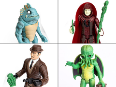 "Legends of Cthulhu 3.75"" Retro Action Figure - Set of 4"