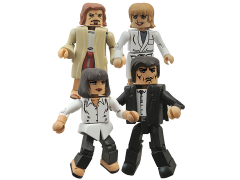 Pulp Fiction 20th Anniversary Minimates Vincent & Mia's Night Out Four Pack