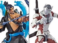 Overwatch Ultimates Dual Pack Hanzo & Genji Two-Pack