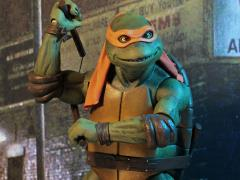 TMNT (1990 Movie) Michelangelo 1/4 Scale Figure