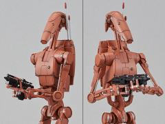 Star Wars Battle Droid (Geonosis Color) Set of 2 1/12 Scale Model Kit Exclusive