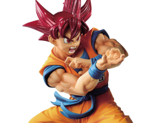 Dragon Ball Super Blood of Saiyans Super Saiyan God Goku (Special Ver. Vol.6)