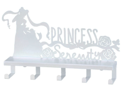 Sailor Moon Princess Serenity Wall Rack (White) Exclusive