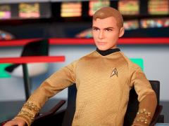 Star Trek 50th Anniversary Barbie Doll - Captain Kirk