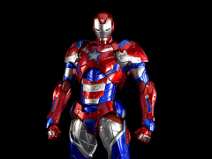 Marvel RE:EDIT #03 Iron Patriot Figure SDCC 2016 Exclusive