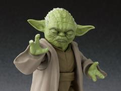 Star Wars S.H.Figuarts Yoda (Revenge of the Sith) Exclusive