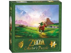 The Legend of Zelda Link's Ride Puzzle