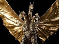 Ghidorah, the Three-Headed Monster Toho Daikaiju Series King Ghidorah